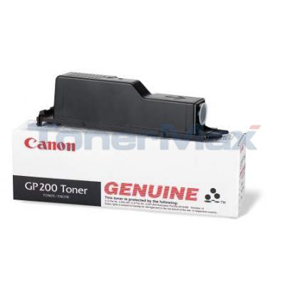 CANON GP-200 TONER BLACK